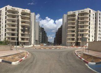 פרויקט נוף בראשית של חברת לוינשטין בשכונת רבוע יזרעאל בעפולה