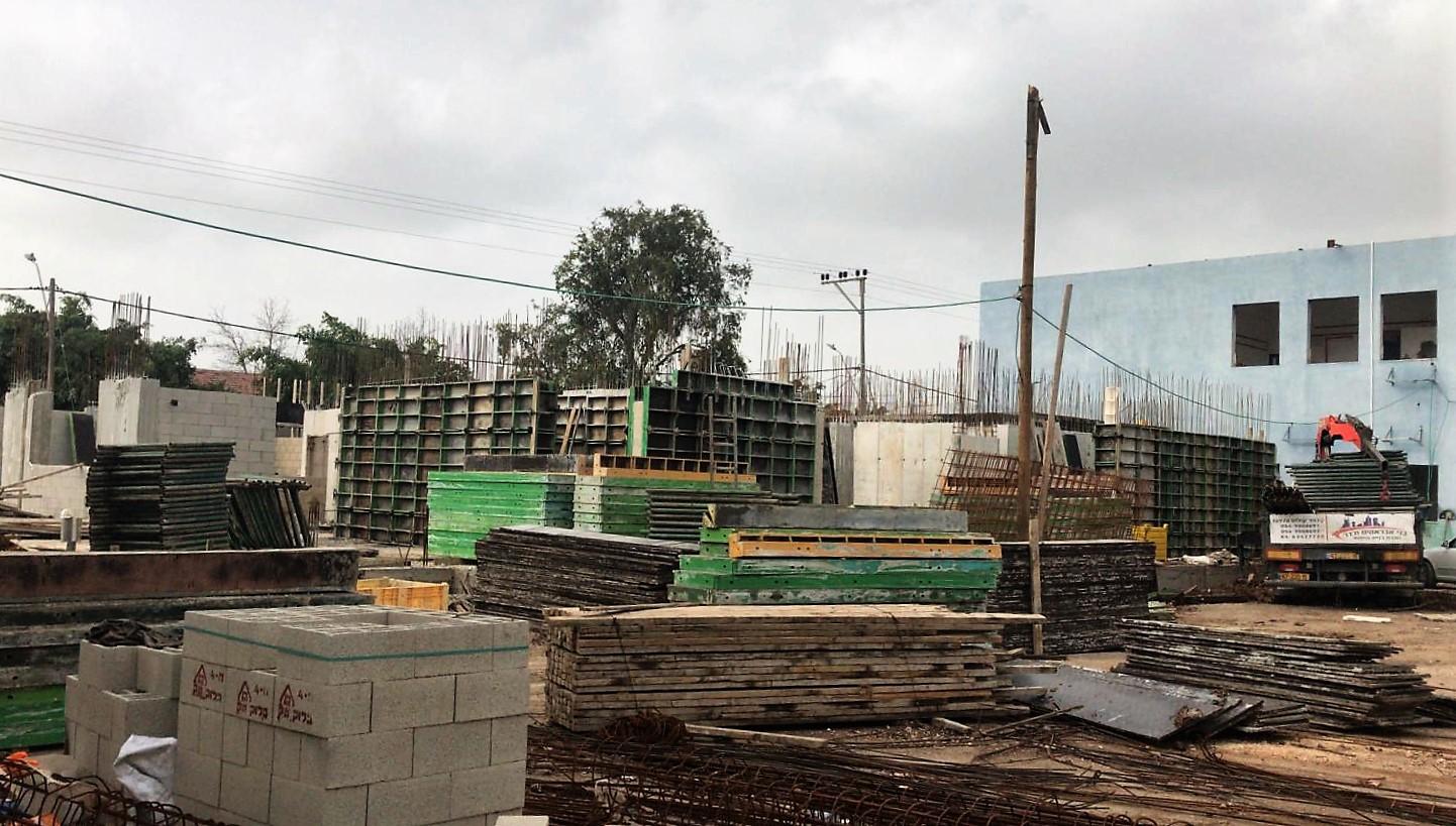 נמשכת בנייתם של מוסדות חינוך בעפולה