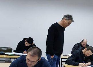 """ד""""ר פאבל והסטודנטים במגמת מכטרוניקה"""