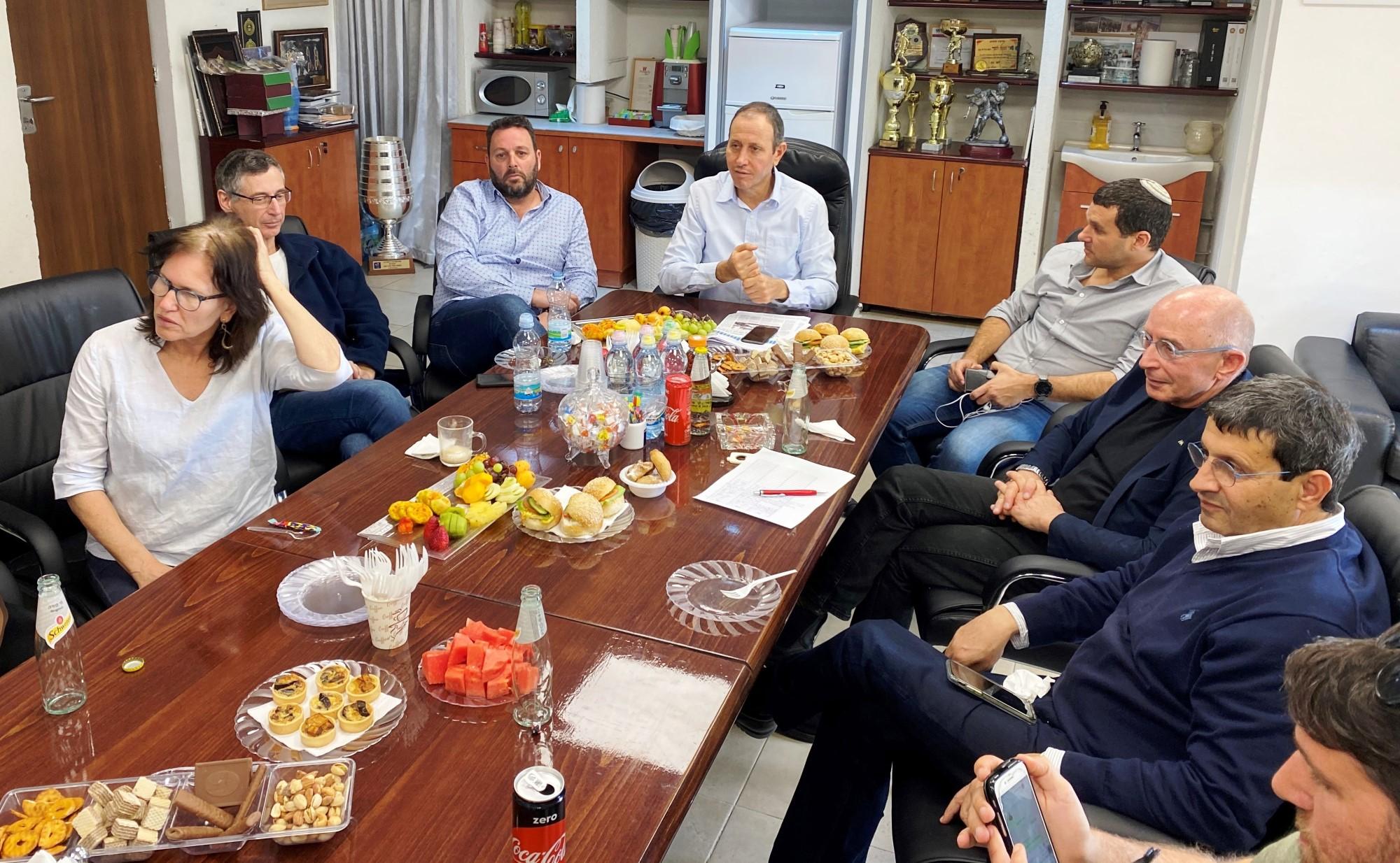 אוניברסיטת חיפה בוחנת אפשרות להקמת קמפוס ימי מדעי בעכו