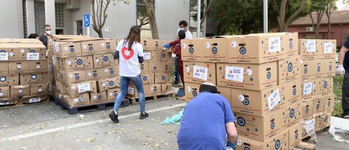 העירייה קיימה 20 מבצעים עירוניים במשבר הקורונה