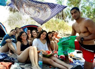 פרויקט הסברה באזור מורד הירדן בשיתוף מועצה אזורית עמק הירדן ורשות הכינרת נפתח בסוף השבוע