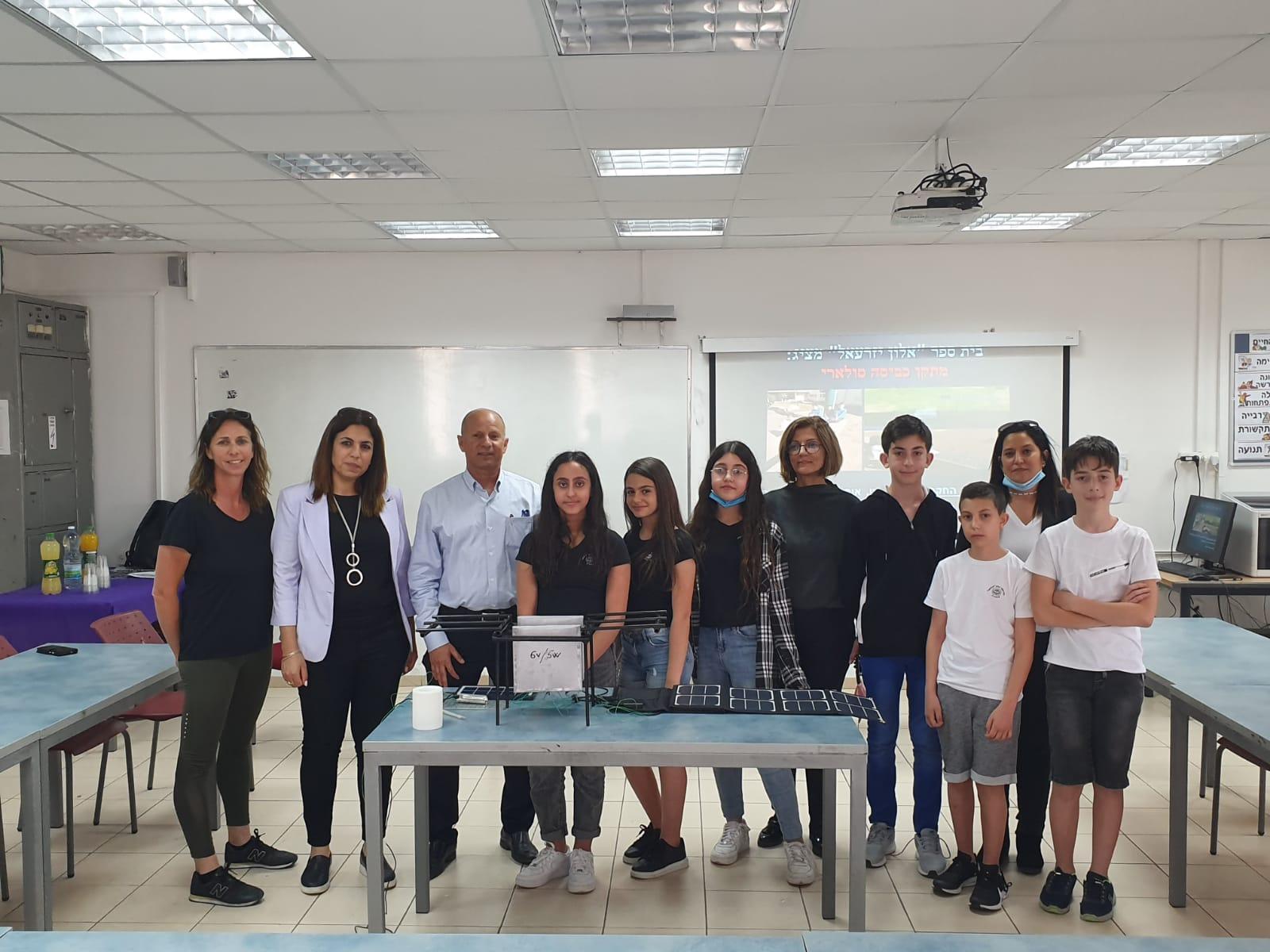 הסטארט-אפ המנצח של תלמידי 'אלון יזרעאל'