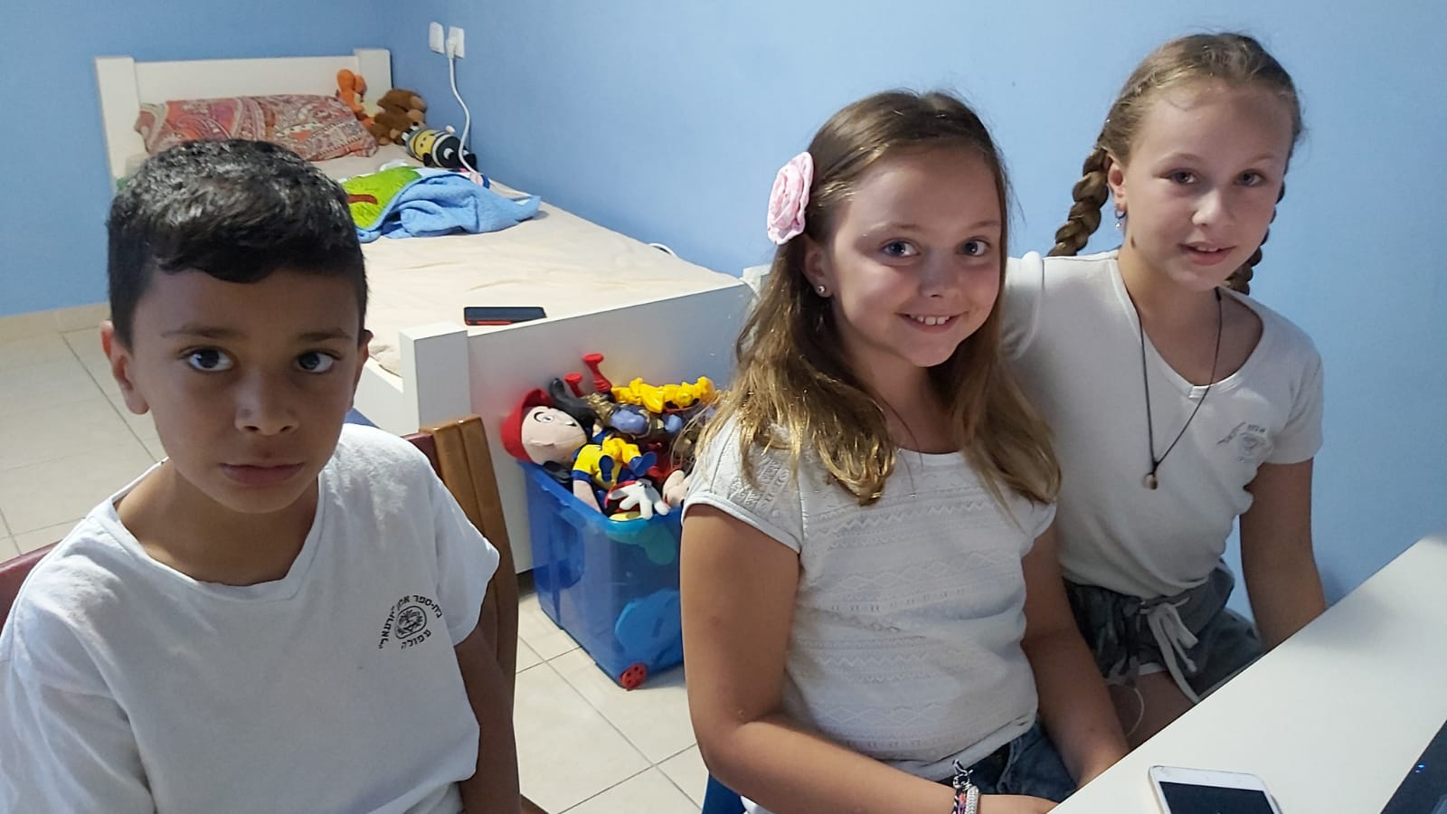 """תלמידים מעפולה קטפו את המקומות הראשונים באולימפיאדת המח""""ר"""