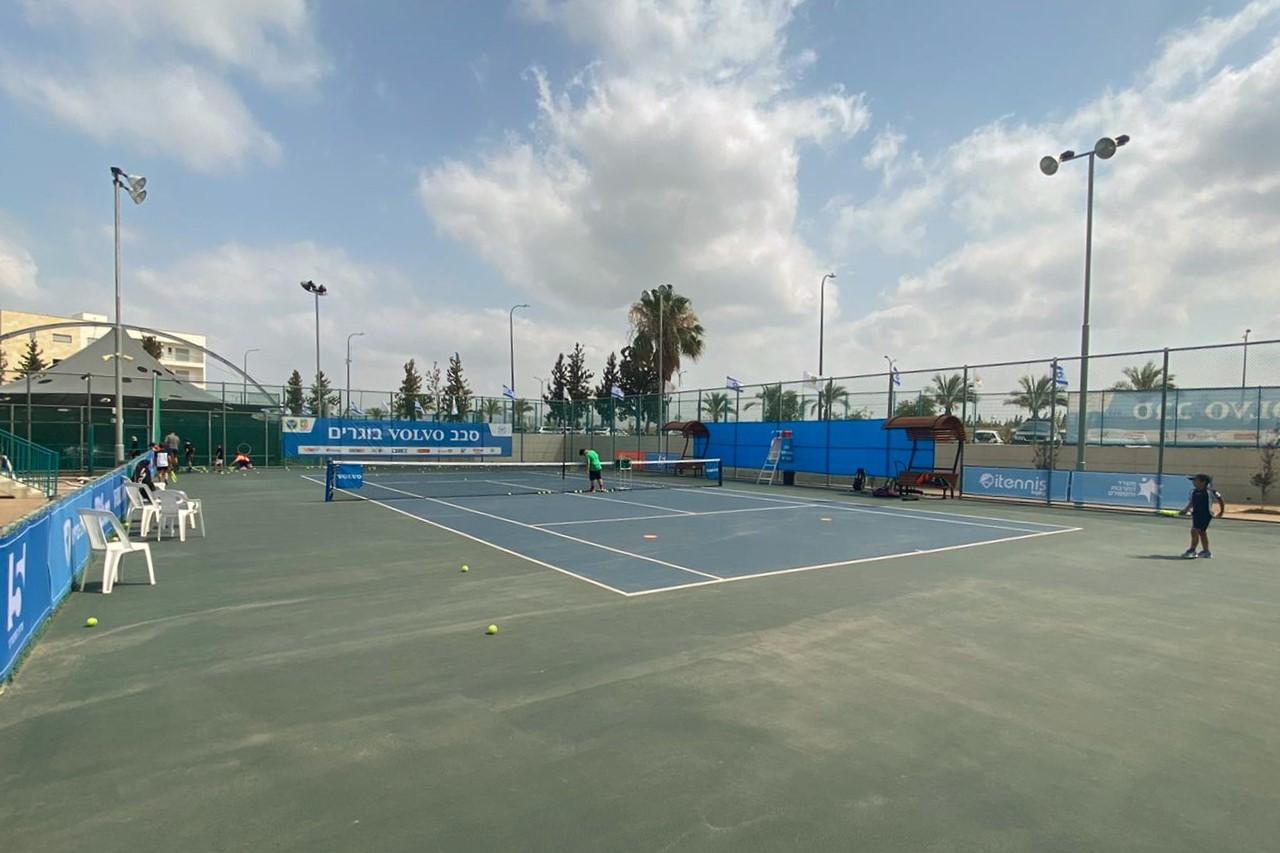 """סופ""""ש בעפולה: טורניר המאסטרס בטניס יוצא לדרך"""