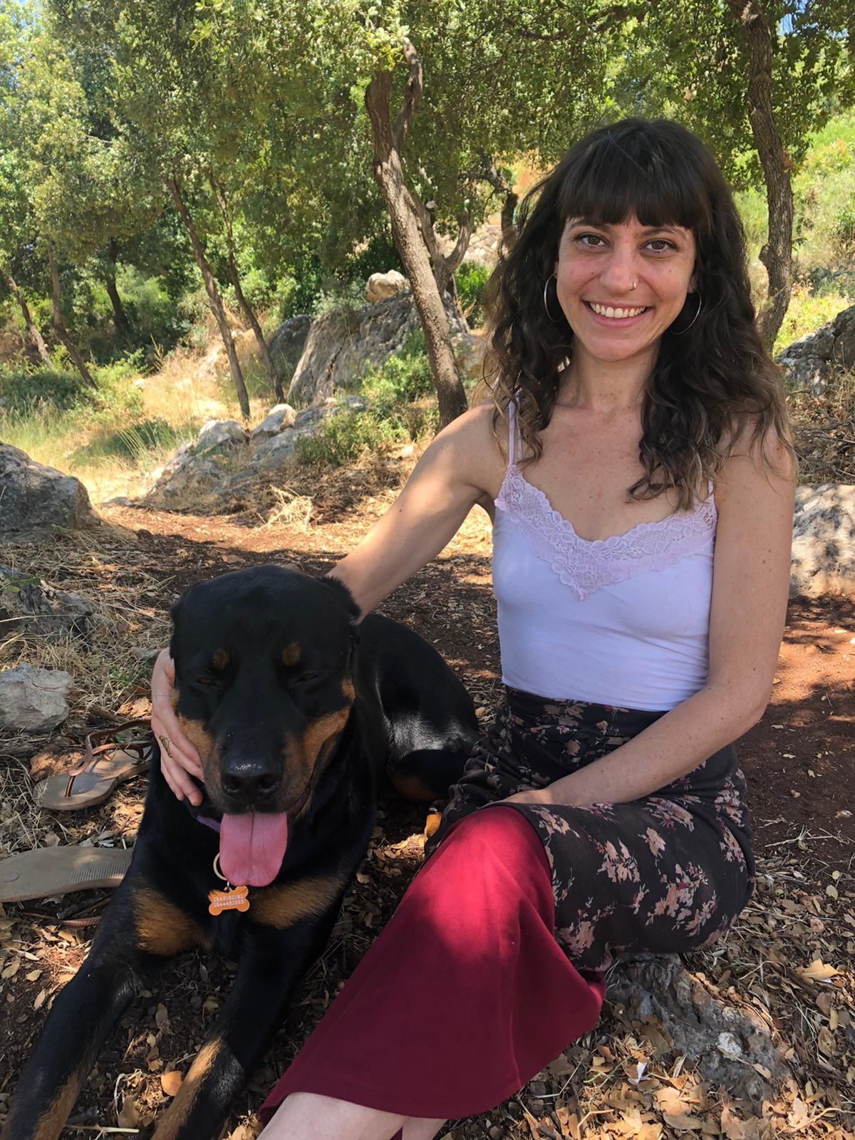 תקשורת טלפתית עם כלבים