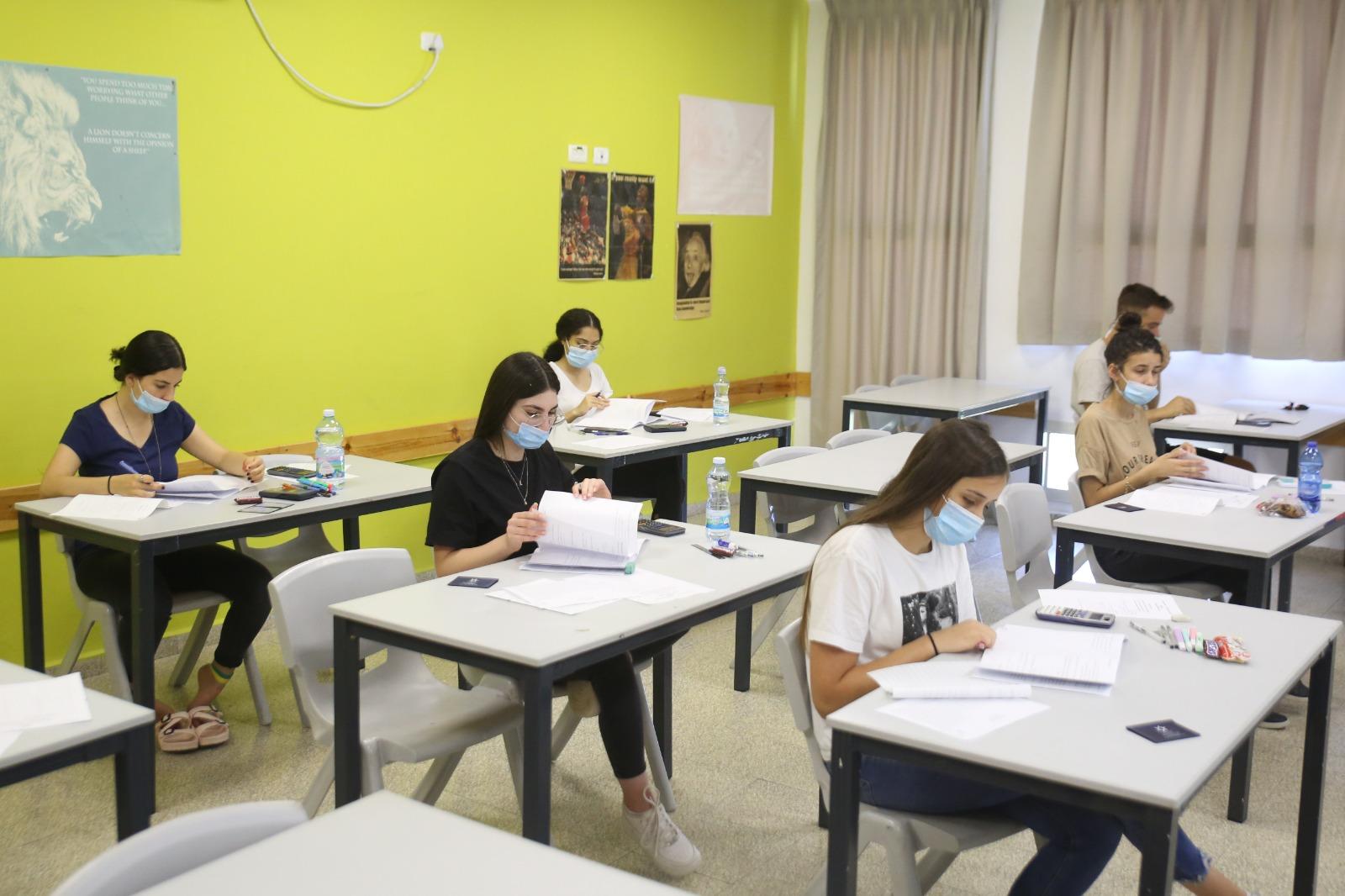 מערכת החינוך בעפולה שומרת על מקומה במקום הראשון בזכאות לבגרות