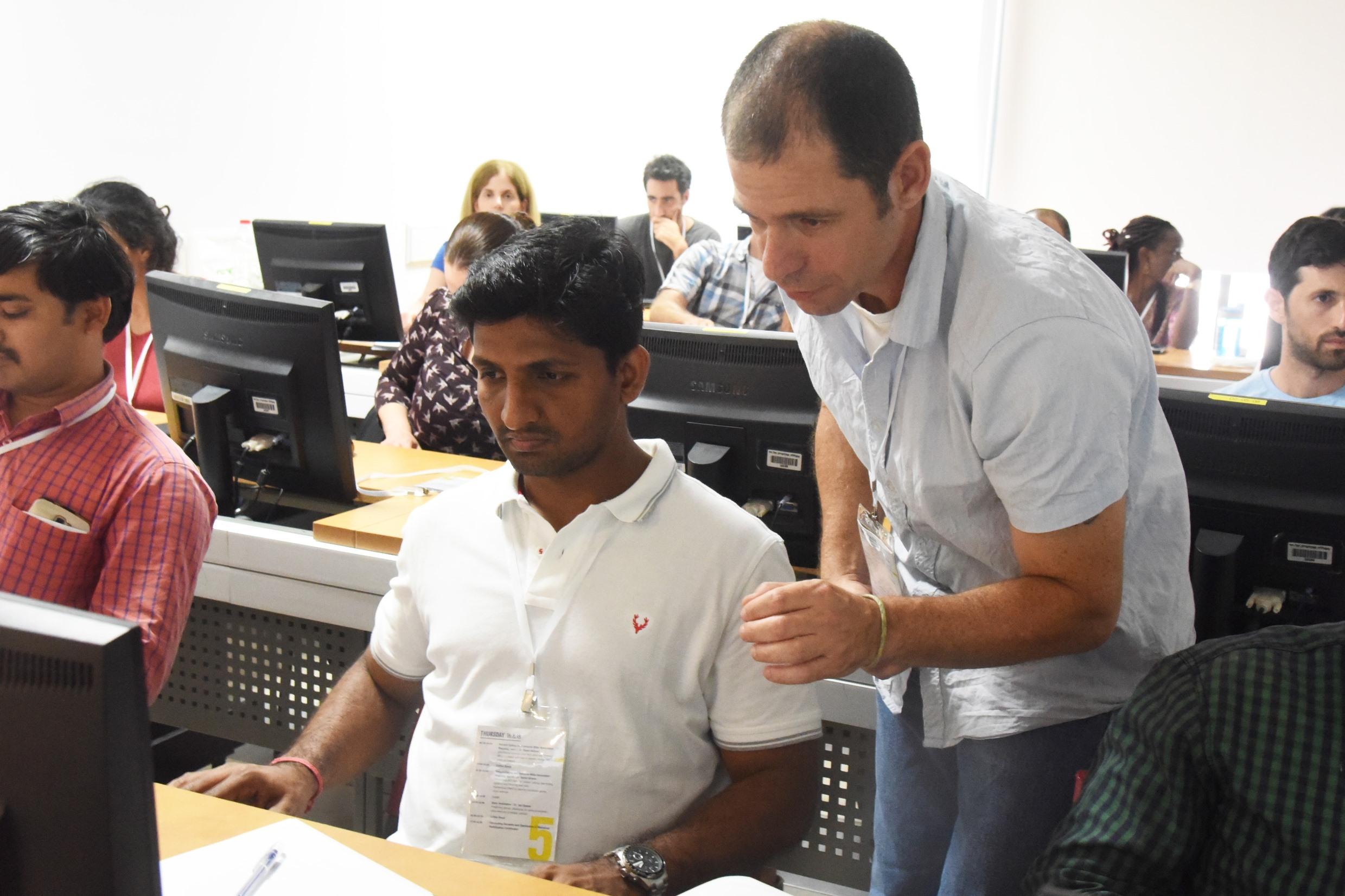 הסדנה הבינלאומית השנתית לביולוגיה חישובית