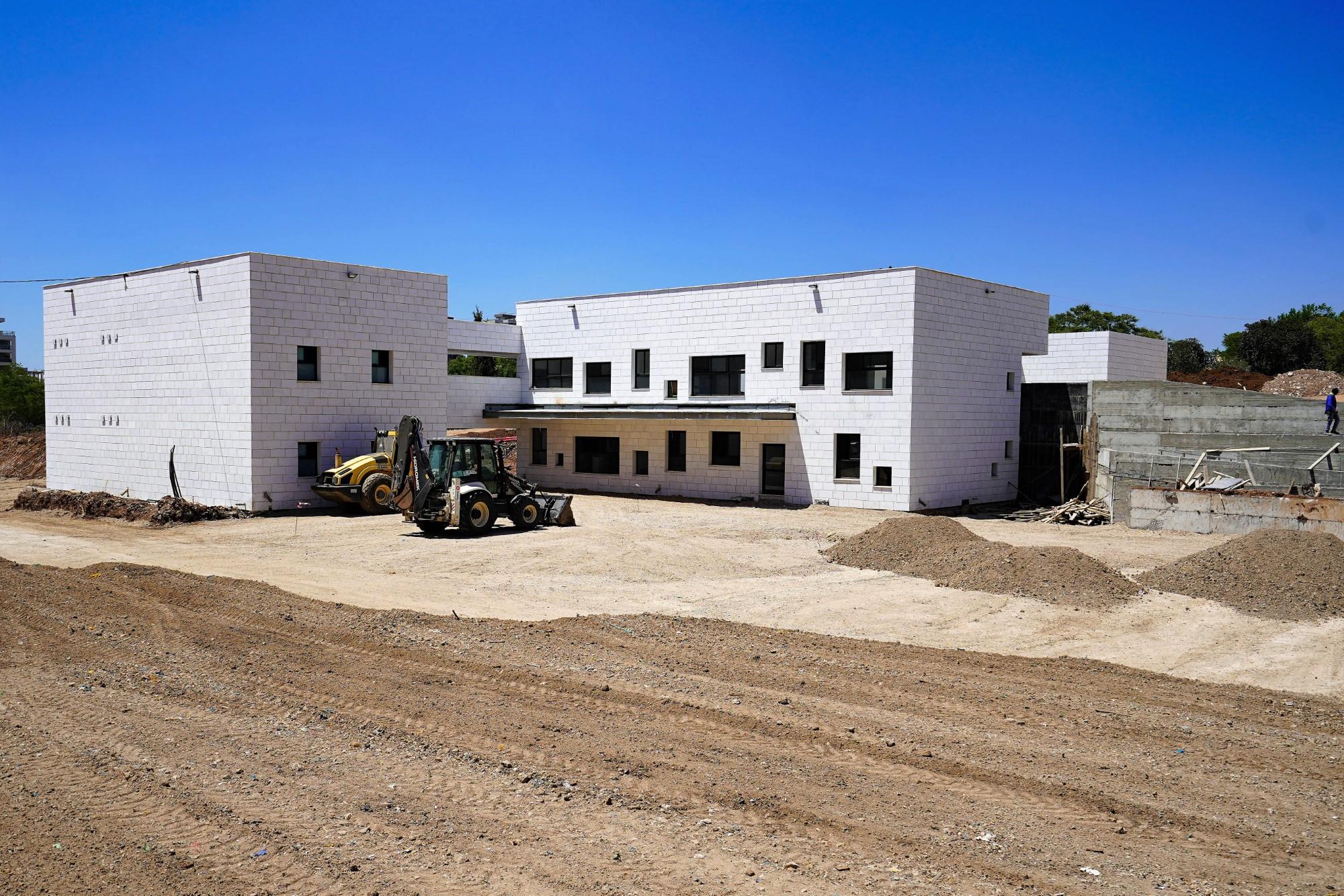 הרשות השקיעה מיליוני שקלים בבנייה ושדרוג של מוסדות חינוך חדשים