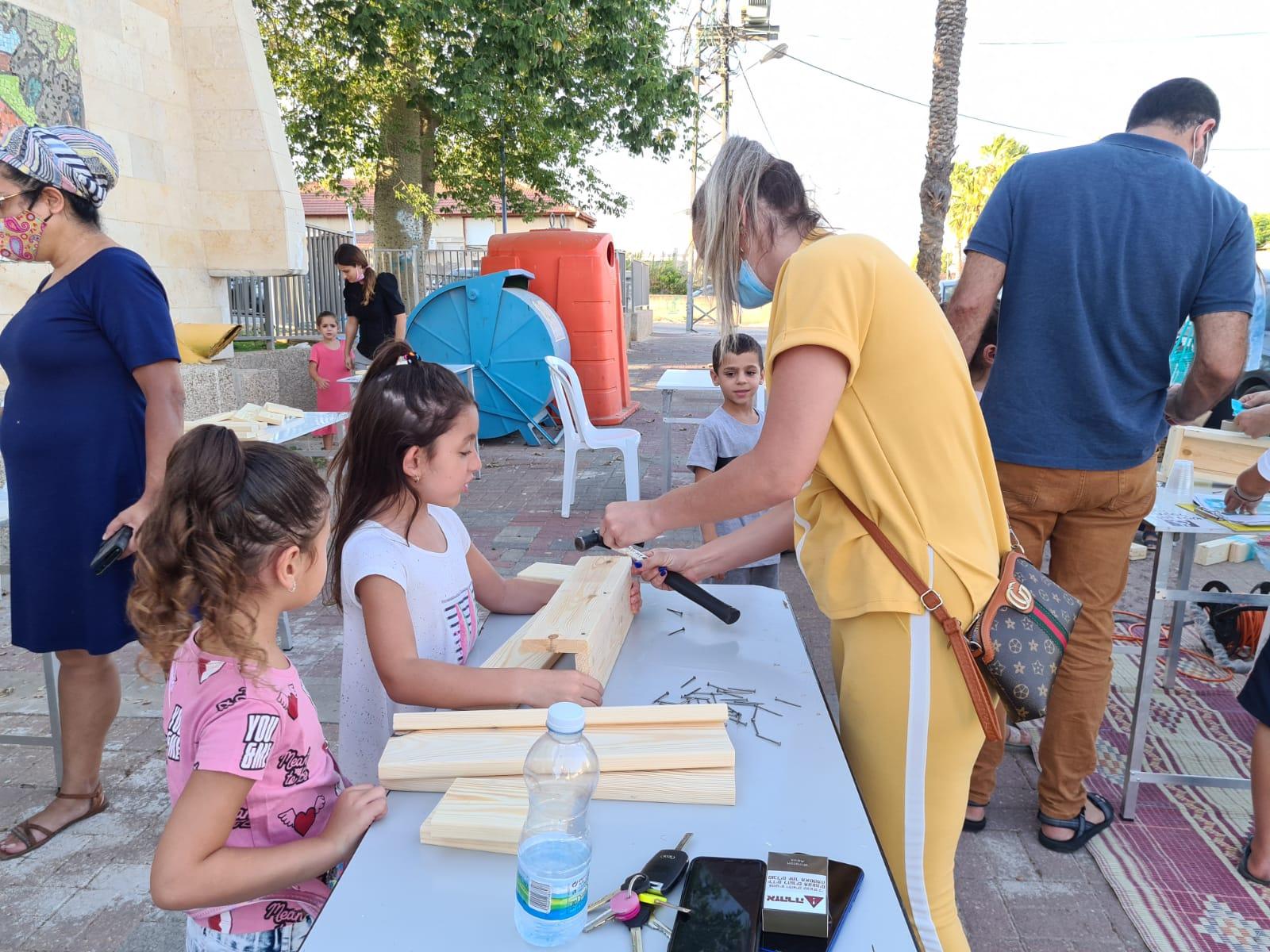 פעילויות לכל המשפחה נערכו בעיר בית שאן