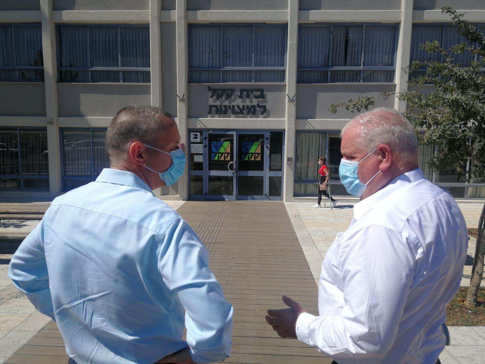 """שר המדע והטכנולוגיה ביקר בבית קק""""ל למצוינות בנוף הגליל: """"מעורר השראה"""""""