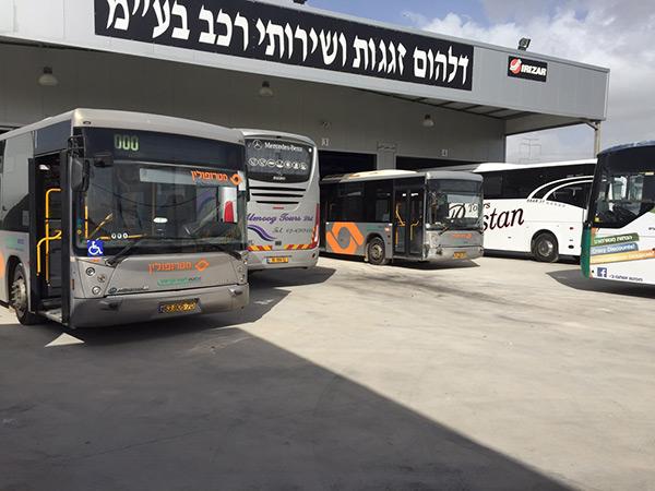 דלהום אוטובוסים